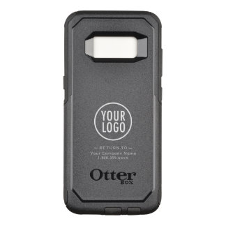 Custom Logo Branded OtterBox Commuter Samsung Galaxy S8 Case