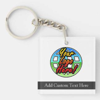 Custom Logo Corporate Gift Key Ring