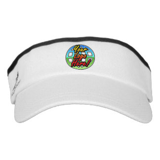 Custom Logo Imprinted Visor, No Minimum Quantity Visor