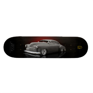 Custom Lowrider 21.3 Cm Mini Skateboard Deck