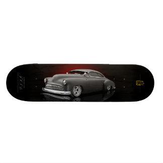 Custom Lowrider 21.3 Cm Mini Skateboard Deck