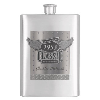 Custom Made Classic Flask