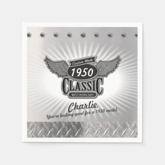 Custom Made Classic Party Napkin Disposable Napkin