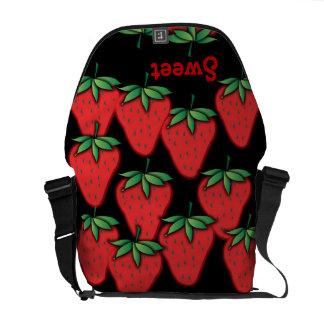 Custom made designer iPhone5 case Messenger Bags