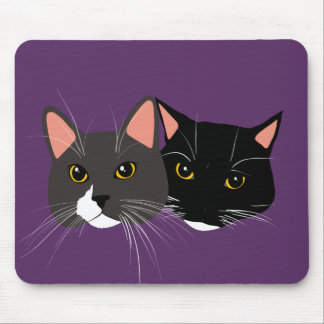 Custom Made for BG Meow Mouse Pad