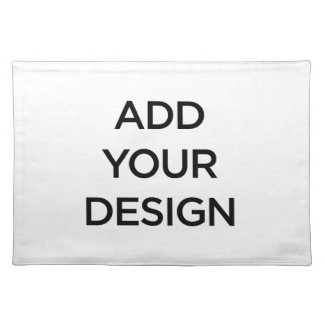 Custom Made Make Your Own Placemats