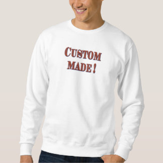 CUSTOM MADE - Sweatshirt for Man