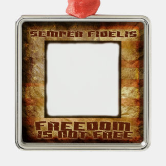 Custom Marine Ornament