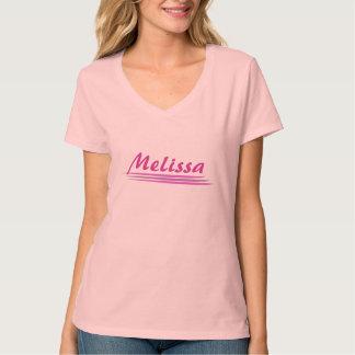 Custom Melissa T-Shirt