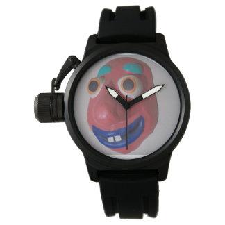 Custom Men's Goofy Mask Watch