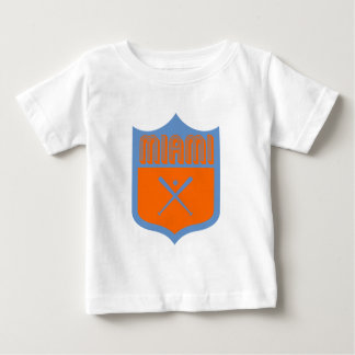 Custom Miami Shield Design3 Baby T-Shirt
