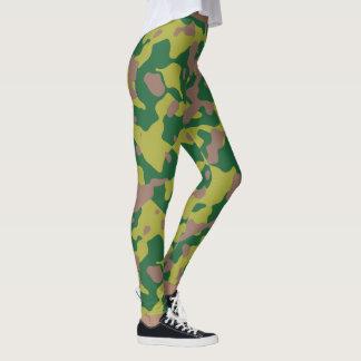 Custom Military Camouflage Style 1 leggings
