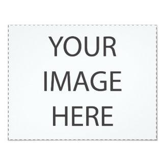 Custom Military Shirts 4.25x5.5 Paper Invitation Card