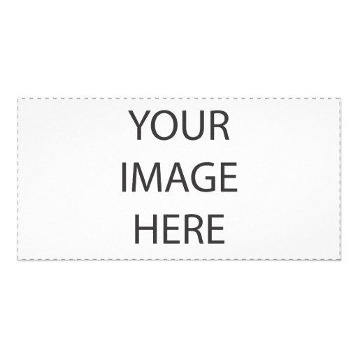 Custom Military Shirts Customized Photo Card