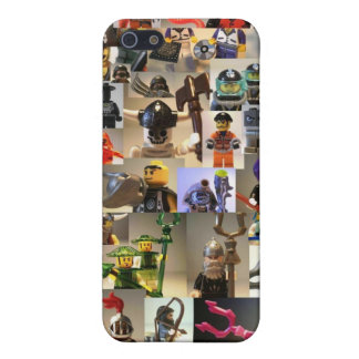 Custom Minifigure Collage Cases For iPhone 5