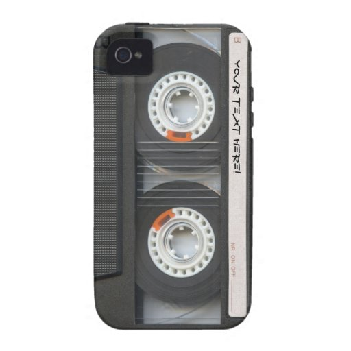 Custom Mixtape iPhone 4G cover iPhone 4 Cases