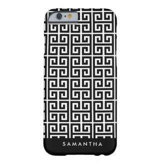 Custom Modern Geo iPhone 6 case