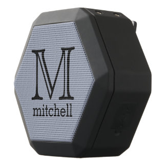 Custom Monogram, Name & Color speakers