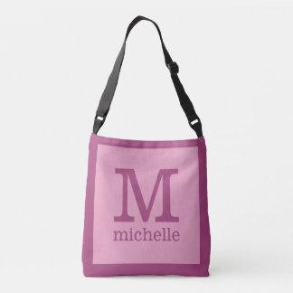 Custom Monogram, Name & Image student bags Tote Bag