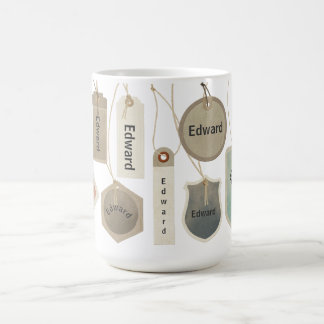 Custom Monogram | Personalize Any Name or Initials Coffee Mug