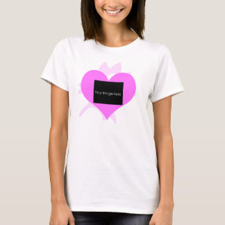 Custom Mothers Day Photo T-Shirt