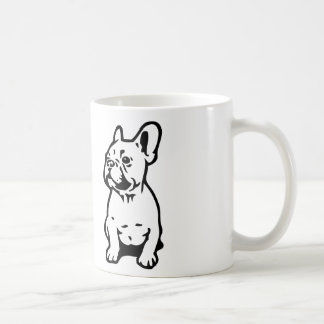 Custom Mug I Love My French Bulldog Forever Coffee