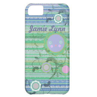 Custom Name Abstract Case-Mate iPhone 5 Case
