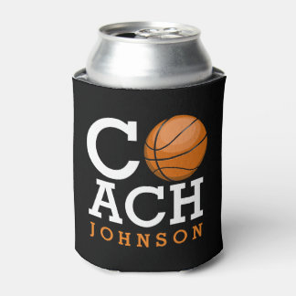 Custom Name Basketball Coach