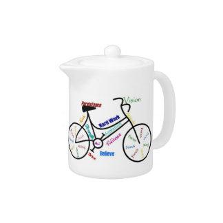 Custom Name Bike Cycle, Sport Biking, Motivational