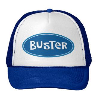 Custom name Buster Trucker Hat