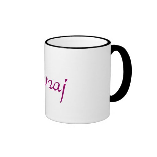 Custom Name Cups Mug