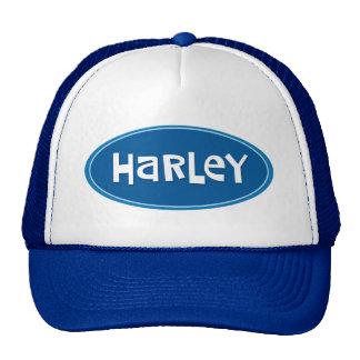 Custom name Harley Trucker Hat