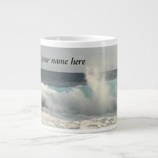 Custom Name Hawaii Jumbo Coffee Mug