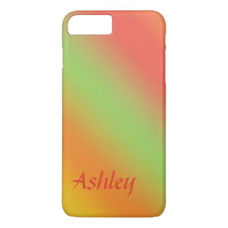 Custom Name iPhone 8 Plus Case