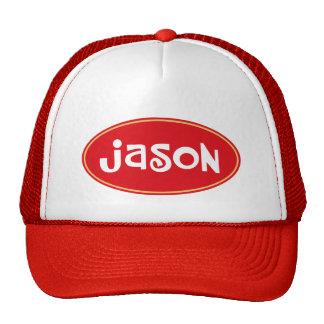 Custom name JASON Hat