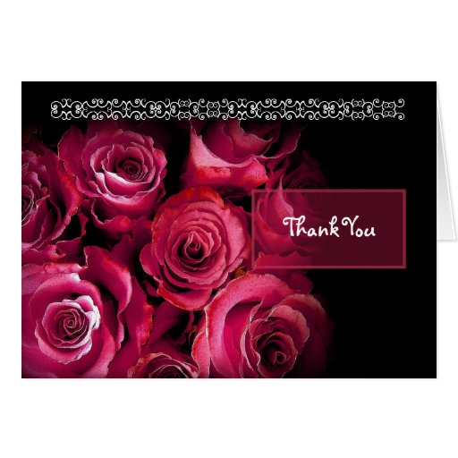 CUSTOM NAME - Junior Bridesmaid THANK YOU Greeting Card