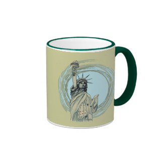 Custom Name Liberty Mugs