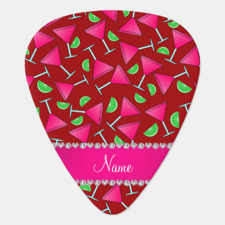 Custom name red pink cosmos limes pick