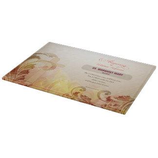 Custom Name & Year Nun, 60th Anniversary Religious Cutting Board