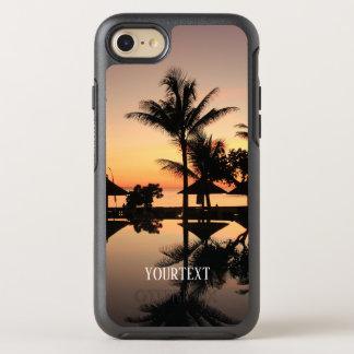 custom natural beauty sweet classy art fashion OtterBox symmetry iPhone 8/7 case