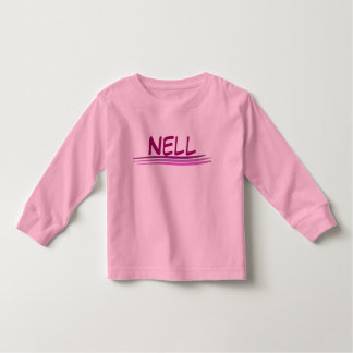 Custom Nell Tee Shirt