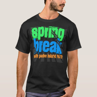 Custom Neon Spring Break T-Shirts