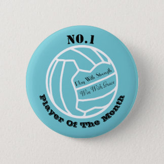 Custom Netball Player Reward Pin Badge