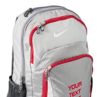 Custom Nike Performance Backpack Wolf Template