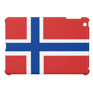 Custom Norwegian Flag (Norske Flagg) iPad Mini Covers