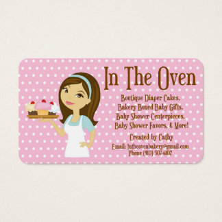 Custom order for Cathy- NEW Business Card