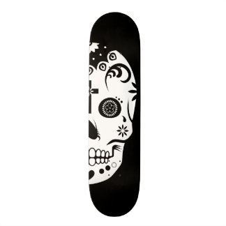 custom order sugar skullz 2 21.6 cm skateboard deck