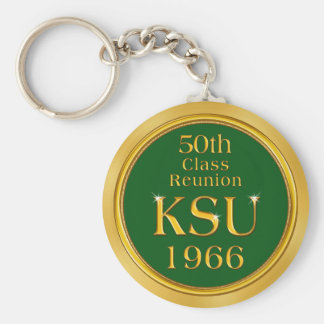 Custom Order Your Class Reunion Party Favors Key Ring