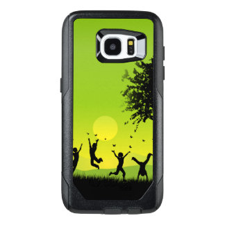 Custom OtterBox Samsung Galaxy S7 Edge Commuter