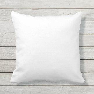 Custom Outdoor Pillow Throw Cushion